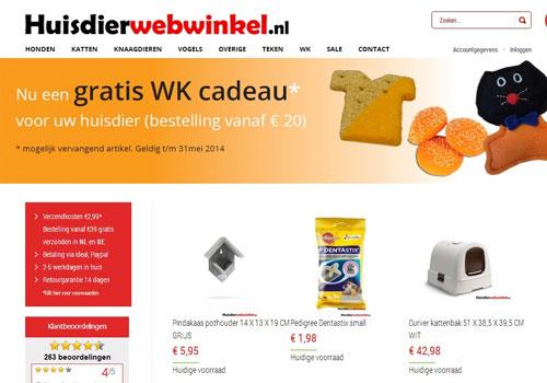 Huisdierwebwinkel.nl