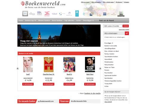 Boekenwereld.com