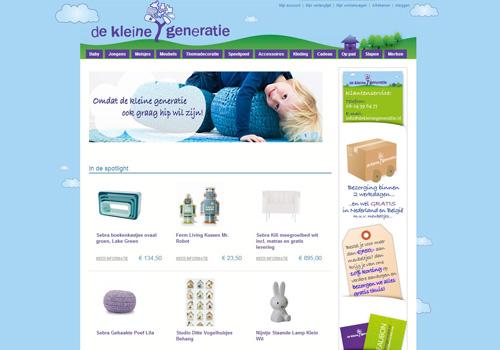 dekleinegeratie.nl
