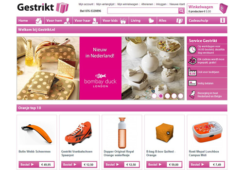 Gestrikt.nl