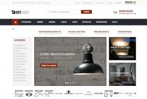 Mylamp.nl - specialist in lampen en verlichting online