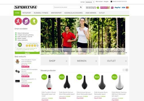 Sport44.com - fietskleding en hardloopkleding