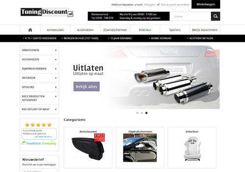 Tuningdiscount.nl
