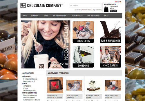 Chocolatecompany.nl