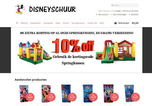 Disneyschuur.com