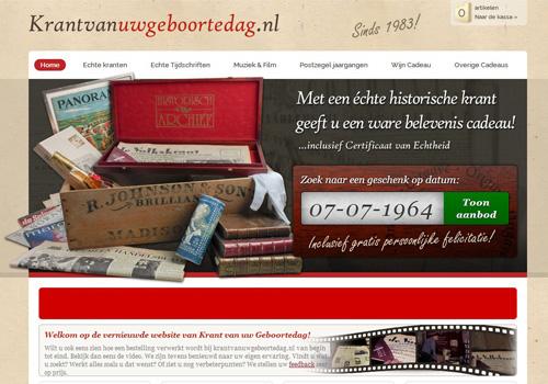 Krantvanuwgeboortedag.nl