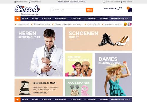 Tobedressed.nl