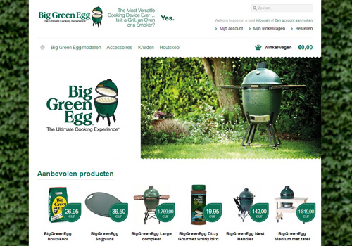 Biggreeneggs.nl