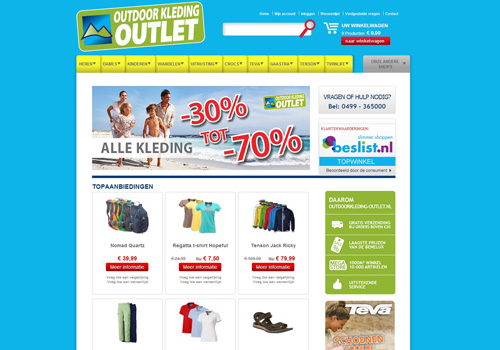 Outdoorkleding-outlet.nl