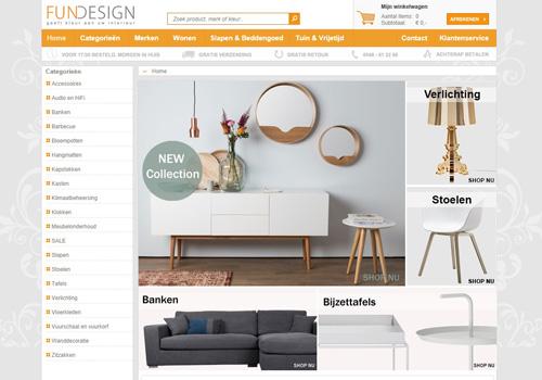 Fundesign.nl - betaalbare design meubels en accessoires
