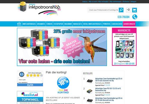 Inktpatroonshop.nl