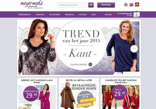Meyer-mode.nl - mooie mode met een maatje meer