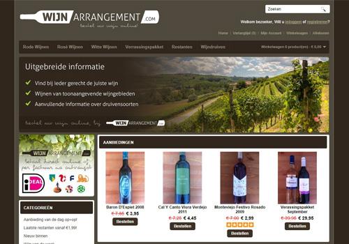 Wijnarrangement.com