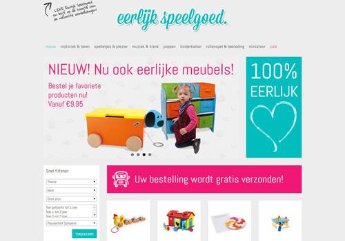 Eerlijk-speelgoed.nl - 100% eerlijk speelgoed