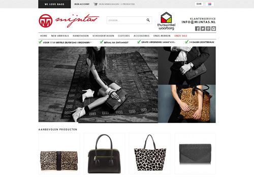 MijnTas.nl - gespecialiseerd in hippe tassen