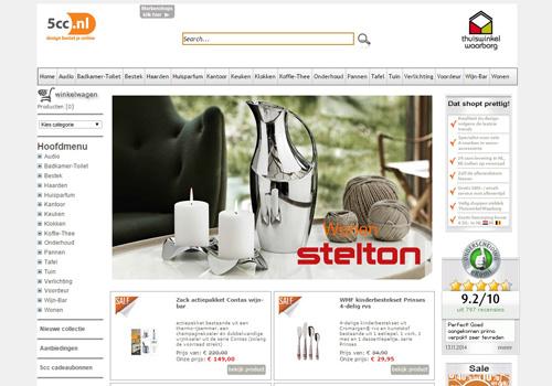 5cc.nl - design woonaccessoires koop je online