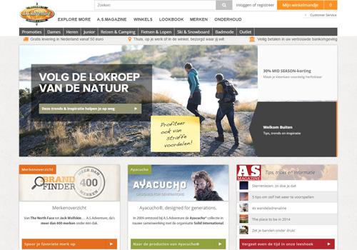 Asadventure.nl - voor de actieve vrijetijdsgenieter