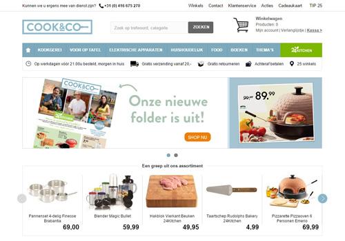 Cookandco.nl - Dé online kookwinkel