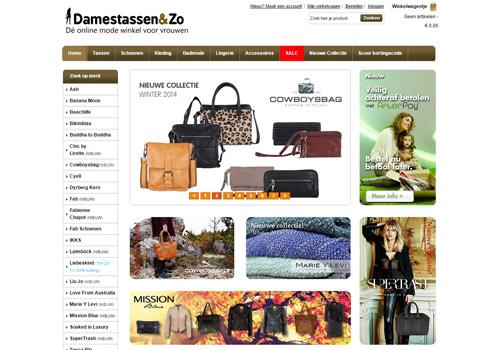 Damestassenenzo.nl - Dé online mode winkel voor vrouwen