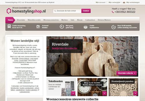 Homestylingshop.nl - woonaccessoires in landelijke stijl