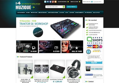 i4muzique.nl - voor al jouw DJ en producer gear