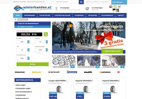 Winterbanden.nl - veilig de winter door