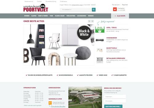 Woonboulevardpoortvliet.nl - meubels en woonaccessoires in overvloed