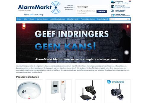 AlarmMarkt.nl - betaalbare alarmen en alarmsystemen
