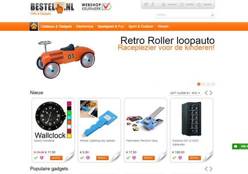 Bestel.nl - leuke gifts & gadgets, originele cadeaus