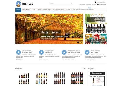 BierLab.nl - de webshop met meer dan 1300 speciaalbieren