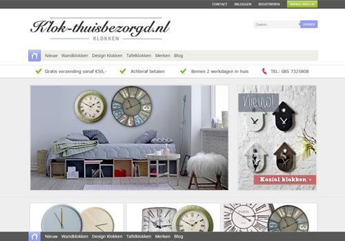 Klok-thuisbezorgd.nl - de meest unieke klokken bestel je online