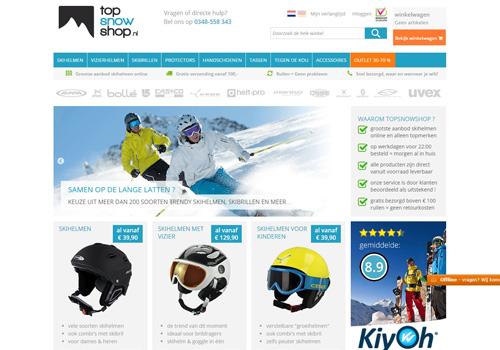 Topsnowshop.nl - net zo gek van wintersport als jij