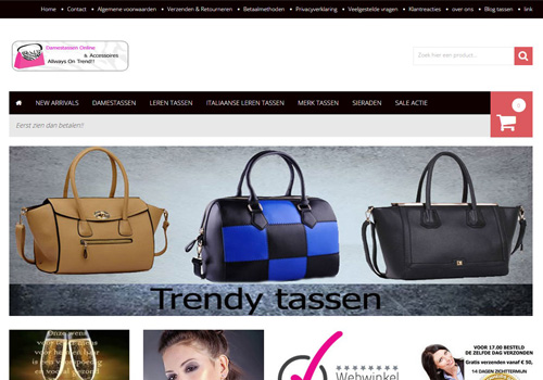 Damestassen-online.nl - damestassen en accessoires