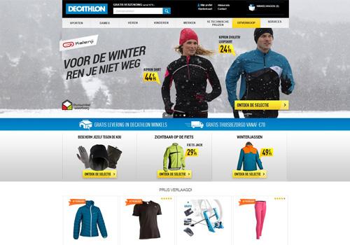 Decathlon.nl - sportartikelen voor niet minder dan 65 sporten