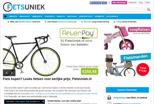 FietsUniek.nl - unieke fietsen voor een unieke prijs