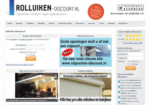 Rolluiken-discount.nl - topmerken rolluiken tegen bodemprijzen