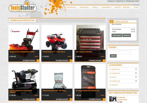 Toolsstunter.nl - voor alle hobby, huis en tuin klussen