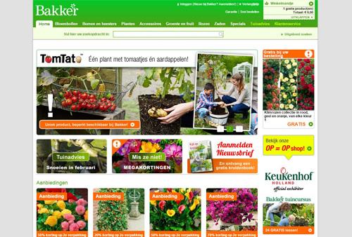 Bakker-Hillegom.nl - al 70 jaar Europa's grootste tuinassortiment