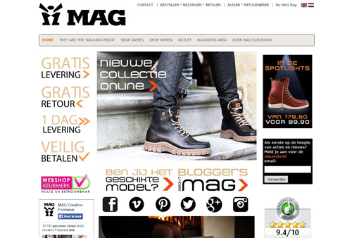 4cf73cb5e55 MAG.nl - de nieuwste collectie MAG schoenen