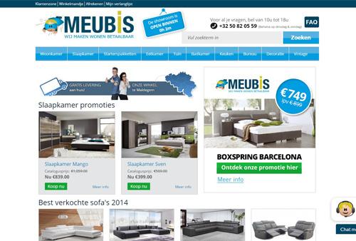 Meubis.nl - maakt wonen betaalbaar
