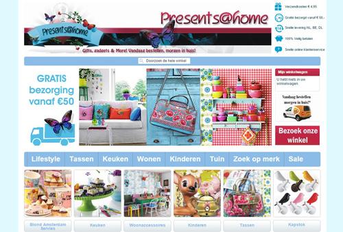 Presentsathome.nl - de hipste webshop in woonaccessoires