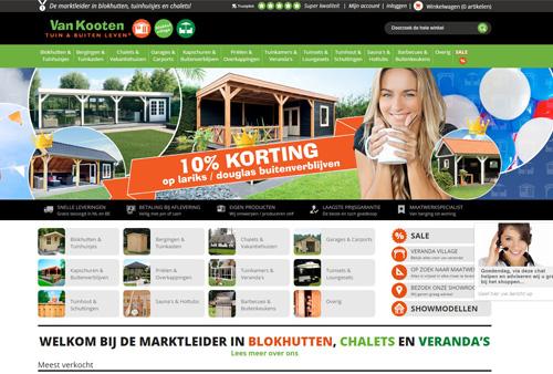 Blokhutvillage.nl - marktleider in blokhutten, tuinhuisjes en chalets