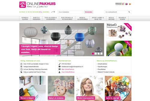 OnlinePakhuis.nl - pakken wat je pakken kan