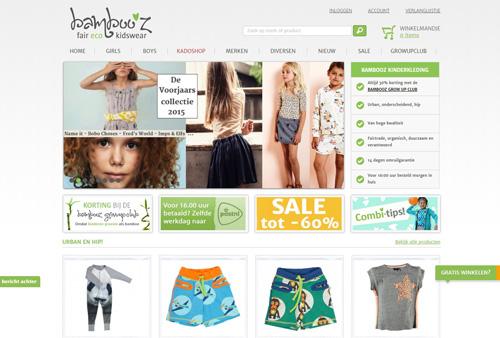 Bambooz.nl - Fair eco kidswear