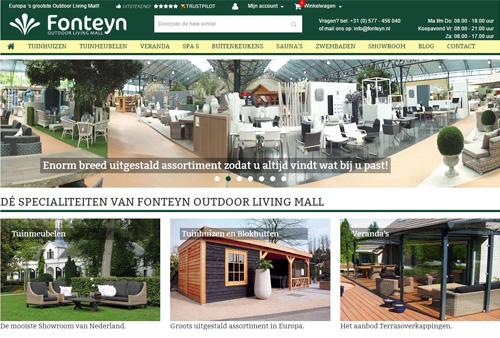 Fonteyn.nl - 7 tuinspecialiteiten op één adres
