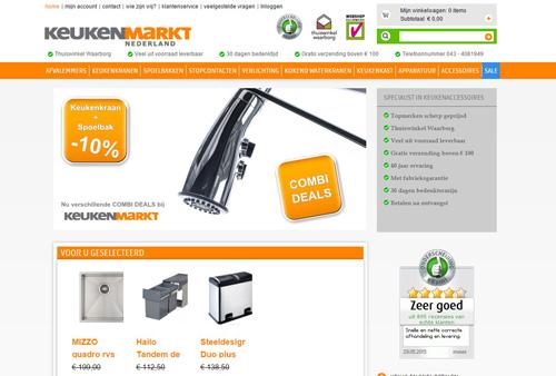 Keukenmarkt-Nederland.nl - de specialisten in keuken accessoires