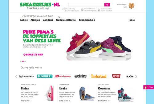 Sneakertjes.nl - de leukste sneakers voor baby's, peuters en kids