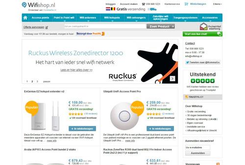 Wifishop.nl - dé online WiFi specialist