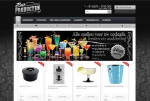 Barproducten.nl - alle spullen voor je feestje, borrel of cocktailparty
