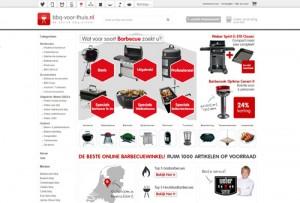 Bbq-voor-thuis.nl - meer dan 1000 barbecue artikelen op voorraad